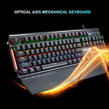 klawiatura pc keyboard usb teclado tastatur gamer mechanic teclado gaming computador teclas mecanico mechanical clavier backlit techase wired mouse and keyboard combo usb standard bamboo teclado mecanico game mouse gaming set teclado y raton inalambrico pc