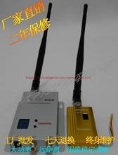1.2 Г FPV 2 Вт беспроводной видео передатчик и приемник Беспроводной передатчик видео Беспроводной видео монитор