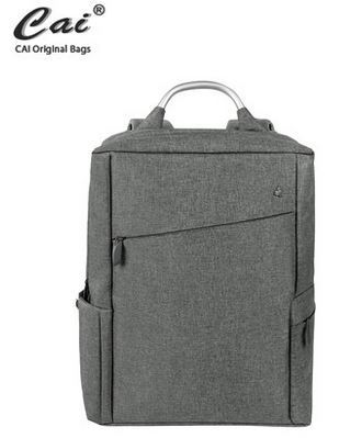 31cd4aa382cb New fashion style business backpack for men office style polyester shoulder  bag school backpack laptop backpack -Cai P-5121