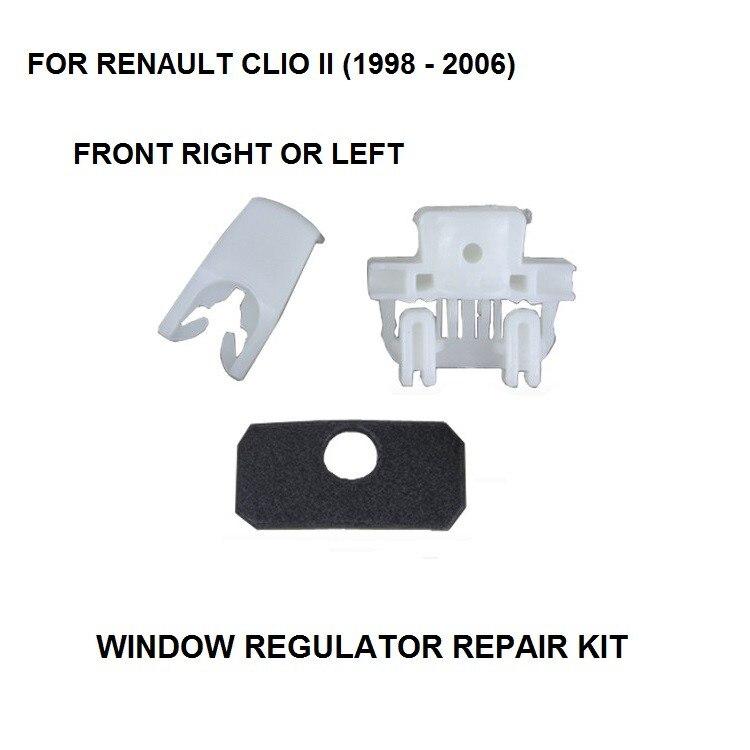 Door Lock Repair Clip Left Side for Renault Laguna 2 II