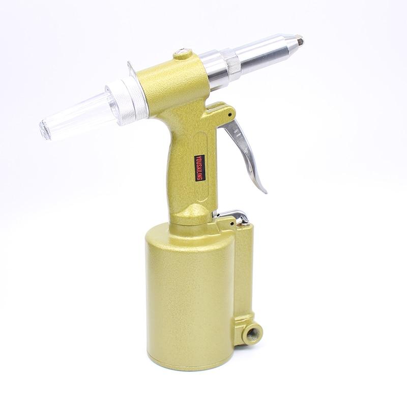 YOUSAILING Pistola rivettatrice pneumatica rivettatrice pneumatica - Utensili elettrici - Fotografia 4