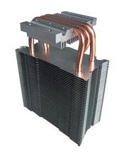 MARSWALLED High Quality Copper & Aluminum Radiator Heat Sink for DIY LED Stage Light or PC CPU Heat Dissipation