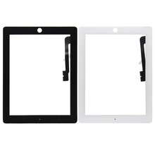 "For ipad 3/4 Touch Screen Digitizer Glass Lens Panel For iPad 3 4 A1416 A1430 A1403 A1458 A1459 A1460 9.7"" Tablet Touch panel"