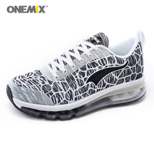 onemix Brand air cushion running shoes for Men 360 train walking outdoor Sneaker Breathable Mesh Athletic Outdoor Cushion Shoe