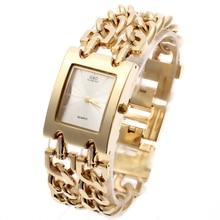 G & D Relojes de Las Mujeres Reloj de Cuarzo de Oro Reloj de Vestir Relojes Mujer Relogio Feminino Saat Regalos Original Reloj de La Jalea Femeninos reloj