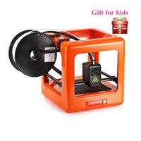 Easythreed Mini 3D Printer E3D NANO Education Household 3D Printer Portable Mini Educational Household 3D DIY Kit Printer
