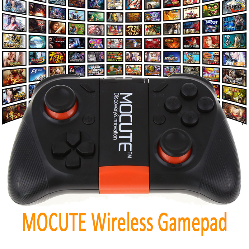 Portable Wireless MOCUTE Game Controller Joystick Gamepad Joypad 40hours continuos game time For Smart Phones Android