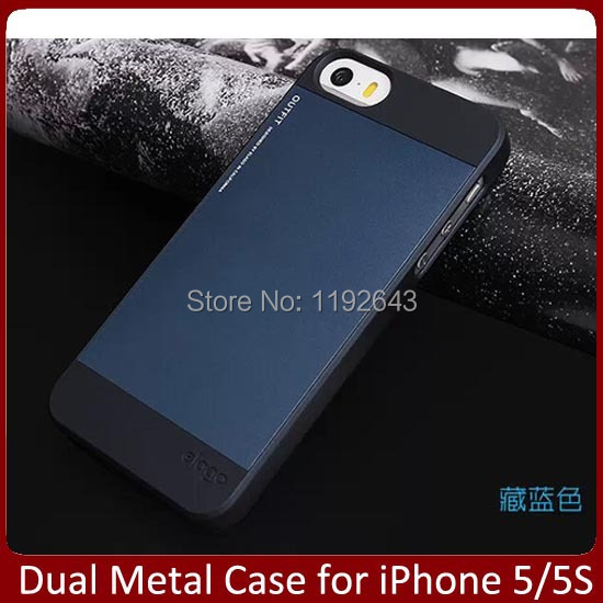 39890b069fa New Arrival 8 color elago S5 Outfit MATRIX Aluminum and Polycarbonate Dual  Case for the iPhone 5/5S, 10pcs/lot free shipping