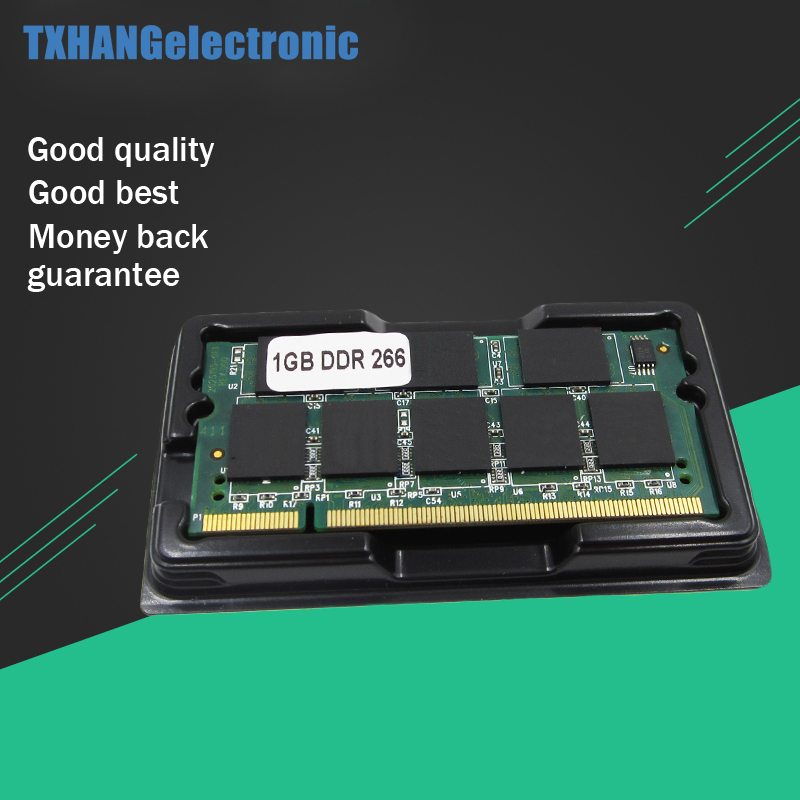 Wholesale Price <font><b>1GB</b></font> <font><b>DDR</b></font> Memory RAM <font><b>PC2100</b></font> SODIMM 200-pin <font><b>266Mhz</b></font> 200PIN Laptop Notebook Memory RAM Hight Quality image