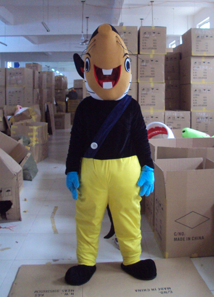 Souris souris mascotte Costume dessin animé personnage Costume mascotte Cosplay