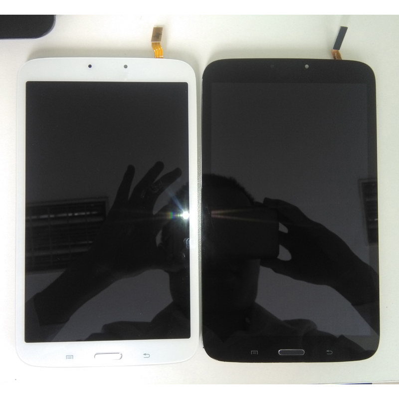 for Samsung Galaxy Tab 3 8.0 SM-T310 T310 Touch Screen Digitizer Sensor Glass + LCD Display Panel Monitor Assembly + Frame for samsung galaxy tab s2 8 0 t710 tablet lcd display monitor touch screen digitizer panel glass assembly 100