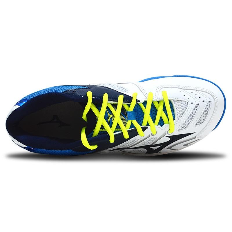 Genuine MIZUNO WAVE FANG SS2 MID Badminton Badminton Badminton Schuhes Training Breathable ... be2f7f