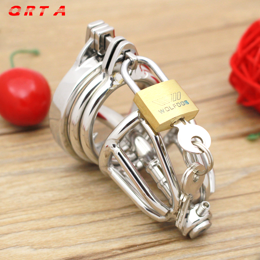 metal male chastity belt male chastity device chastity cage cock cage penis cage adult sex toys for men sex toys for couples top silicone penis sleeve extender enlargement male chastity sex toys extension cock sleeves dick sock reusable condoms for men