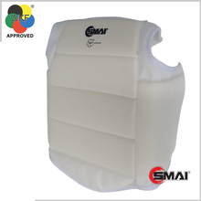 где купить WKF Certification SMAI Karate Chest Protector Extreme Karate Chest Protector Boxing Chest Protector Karate Chest Protector дешево