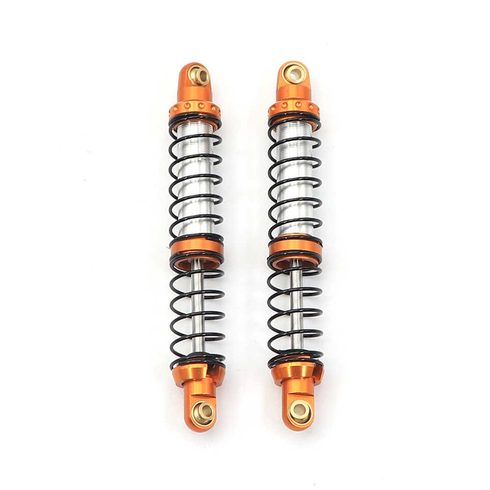 1/10 RC Rock Crawler Metal aceite de suspensión amortiguador 100MM para TRAXXAS TRX4 SCX10 D90 wratom TRX-4 90046 RR10 Rc modelo de coche