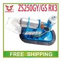 Zongshen 250cc bomba de inyección de combustible ZS250GY ZS250GS RX3 MOTORCYCLE accessories envío gratis
