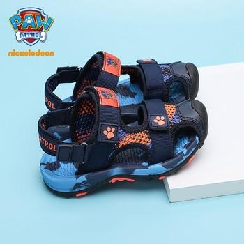 ab558fb0016 PAW PATROL sandalias niños zapatos para niños primavera playa zapatos  cómodos antideslizantes ligero Bebé sandalias tamaño 26- 37