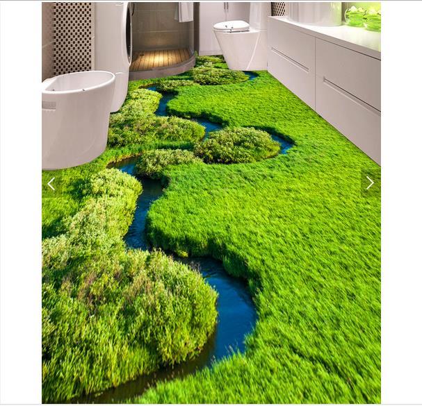 wallpaper bathroom moisture