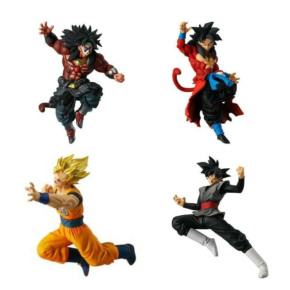 Goku-dragon ball figurine gashapon