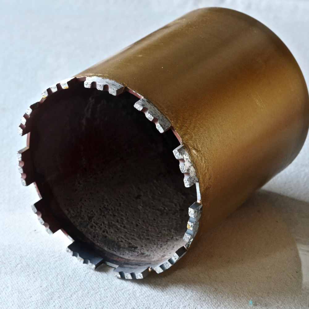 Free shipping of 1pc 63*180*12mm wet drilling diamond Drill bits core bit for drilling on marble/granite/concrete/wall 1pc of wet core bit laser welded 108 180mm wet drilling diamond drill bits core bit for drilling on marble granite cocrete wall