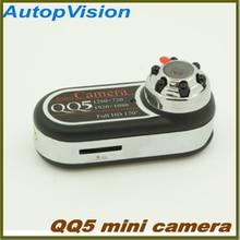 HOT QQ5 Mini Camera Full HD 1080P 720P Infrared Night Vision DV Camera Camcorder 12MP Cam Webcam 170 Wide Angle