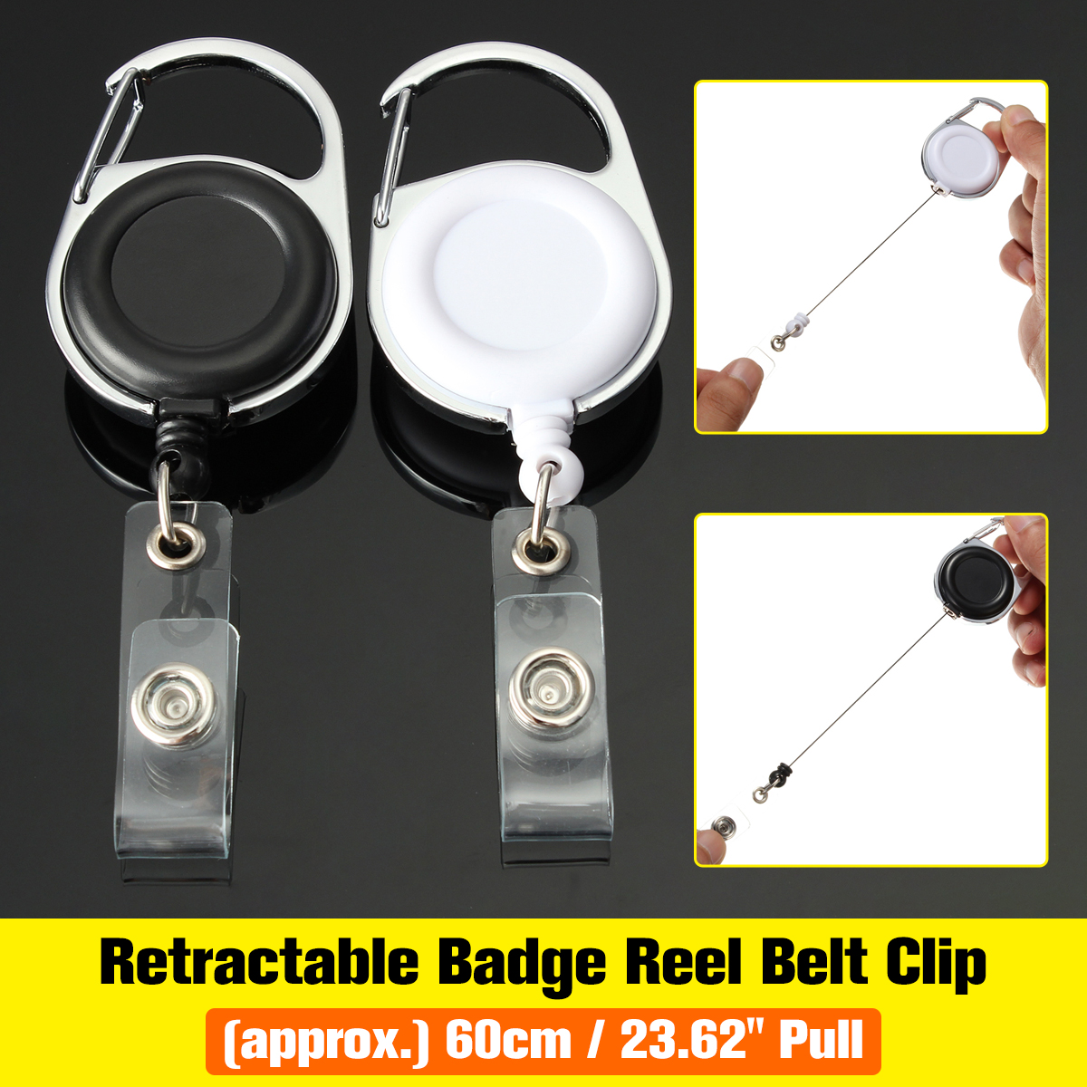 30pcs metal lanyard hook for ID card or key chain available gold and platinum