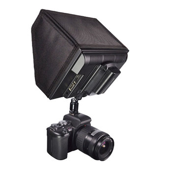 The small rocker arm of the monitor with a single reflex 5D2 3d800 camera display CD50