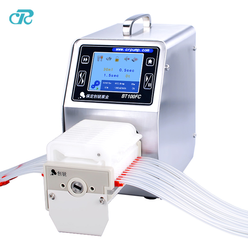 Automatic Filling Pump BT100FC/DG-8(6rollers) Automatic Filling Pump BT100FC/DG-8(6rollers)