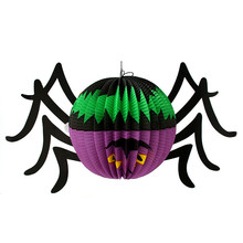 halloween party paper ghost spider props halloween christmas decor scary skull hanging ornaments for home horror - Halloween Christmas Ornaments
