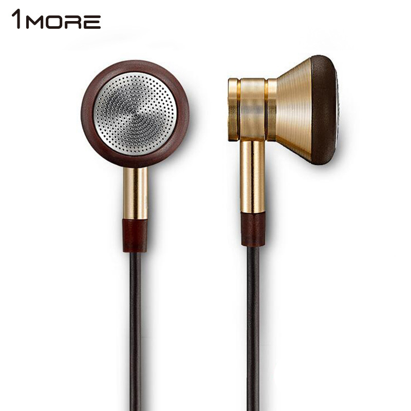 ФОТО 2016 Hot Original brand 1MORE Piston In-Ear Earbud Earphone HiFi Stereo Metal Headset fone de ouvido with Mic for Xiaomi Samsung