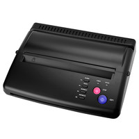 Tattoo Supplies Professional Tattoo Transfer Machine Copier Printer Drawing Thermal Stencil Paper Tattoo Paper Photo Accesories