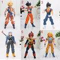 13-17 cm SHFiguarts SHF figuarts Dragon Ball Z Son Goku Son Goku Vegetto Vegeta Trunks PVC Action Figure coleção Toy