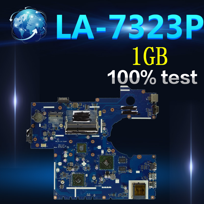 Amazoon  PBL70 LA-7323P Laptop motherboard For ASUS K73B X73BY X73BR K73BR K73BY K73BE X73B Mainboard 1GB  LA-7323PAmazoon  PBL70 LA-7323P Laptop motherboard For ASUS K73B X73BY X73BR K73BR K73BY K73BE X73B Mainboard 1GB  LA-7323P