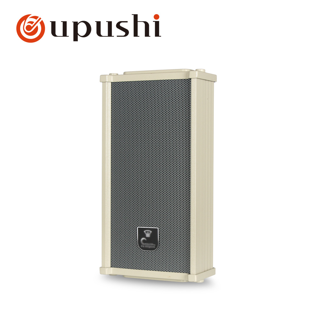 Oupushi CS381 наружная настенная Водонепроницаемая звуковая колонка может эффективно предотвратить повреждение, вызванное инструкцией по дожде