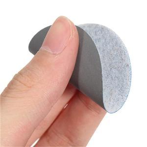 Image 2 - 100 stücke 3000 Grit Schleif Sand Discs Schleifen Polieren Pad Schleifpapier 50mm Schleifen Disc Polnischen Schleifpapier Disk Sand Blätter grit