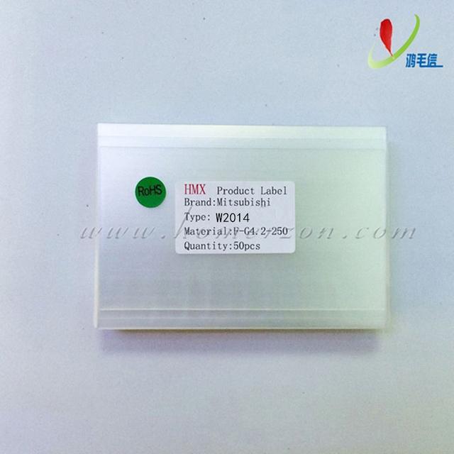 Mitsu 50 unids Oca película 250um para Samsung Galaxy w2013 w2014 optical adhesive clear reparación LCD roto reparación digitalizador de pantalla táctil