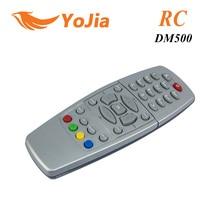 5 unids control remoto para DM500 500 S/500C/500 T receptor de satélite receptor de cable dm500 mando a distancia envío Libre de poste