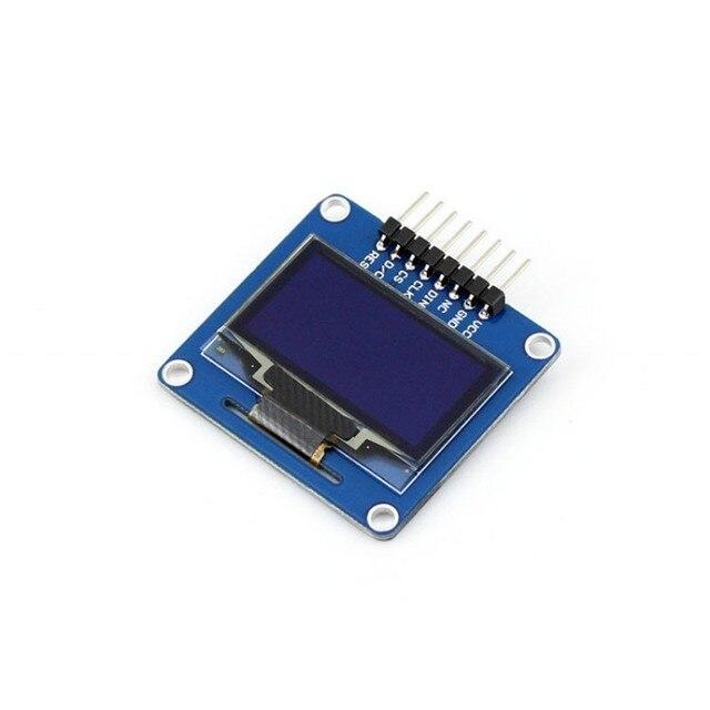 1.3 inch OLED SPI/I2C интерфейсы, изогнутые/горизонтальный разъем SH1106 Чип Водитель LED
