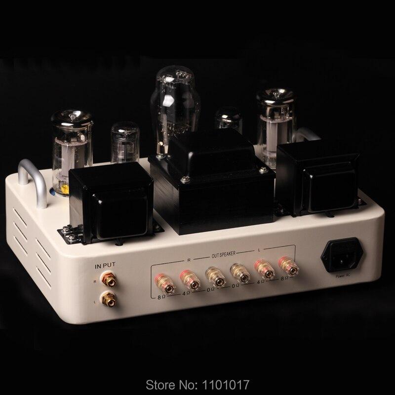 HIMING MONA FU50 Amplifikator Tube HIFI EXQUIS Triode Llambat e - Audio dhe video në shtëpi - Foto 6