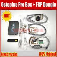 Octoplus Pro Box + Kabel + Adapter Set (Aktiviert für Samsung + LG + eMMC/JTAG + Unbegrenzte sony Ericsson + Octoplus FRP Dongle