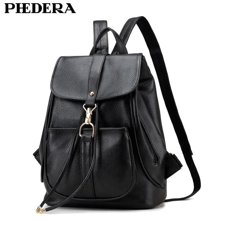 2016 New Stylish Backpacks for Women Korean Fashion Female Backpacks College Student Teenagers Rucksack Back Pack School Bags