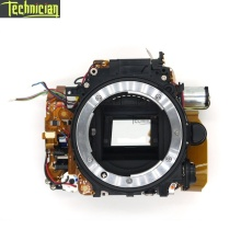 цена на D7000 Mirror Box Main Body  With Shutter and Aperture Unit Camera Repair Parts For Nikon