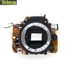D7000 صندوق مرآة الجسم الرئيسي مع مصراع وفتحة وحدة الكاميرا إصلاح أجزاء لنيكون