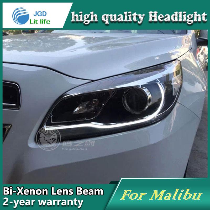 Torbica za svjetiljke u automobilu za Chevrolet Malibu prednja - Svjetla automobila - Foto 5