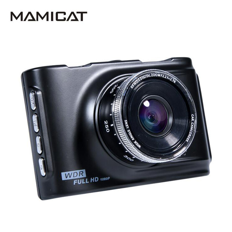 3.0 Voiture Dvr Full HD grand-angle 1080 P Dvr Greffier Voiture Caméra Vidéo Numérique Caméscope Parking Enregistreur G-Capteur Dash Cam