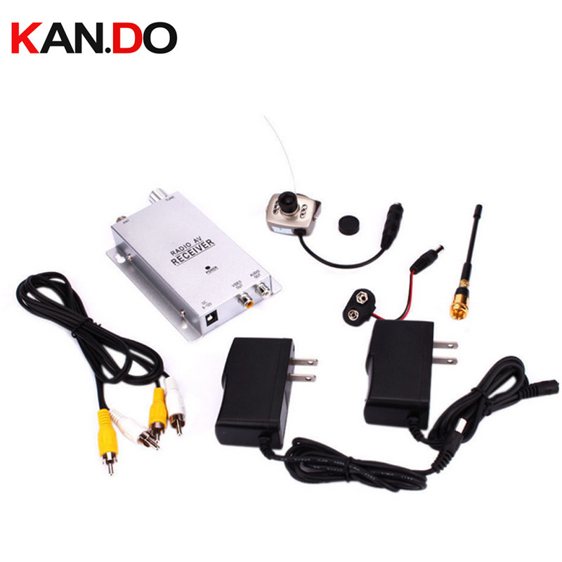 6 IR LED night vision WIRELESS Security CCTV Camera 1.2G receiver 1.2G wireless kits wireless camera baby monitor camera цены