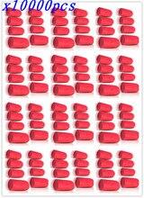 Soft Memory Foam Ear Plug Travel Sleeping Noise Reduce Earplug RED 10000Pcs/Lot