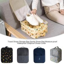 Travel Storage Bag Set Waterproof Dustproof Shoes Cove Clothes Organizer Suitcase Pouch Bag Case Shoes Packing Cube Bag Pouch
