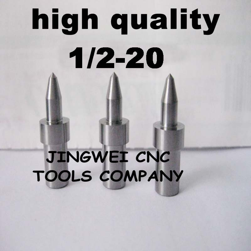 high quality Tungsten carbide flow drill America system UNF 1/2-20 (12.1mm) round type, form drill bit for stainless steel american system solid carbide form drill npt 1 16 27standard round carbide flow drill bit