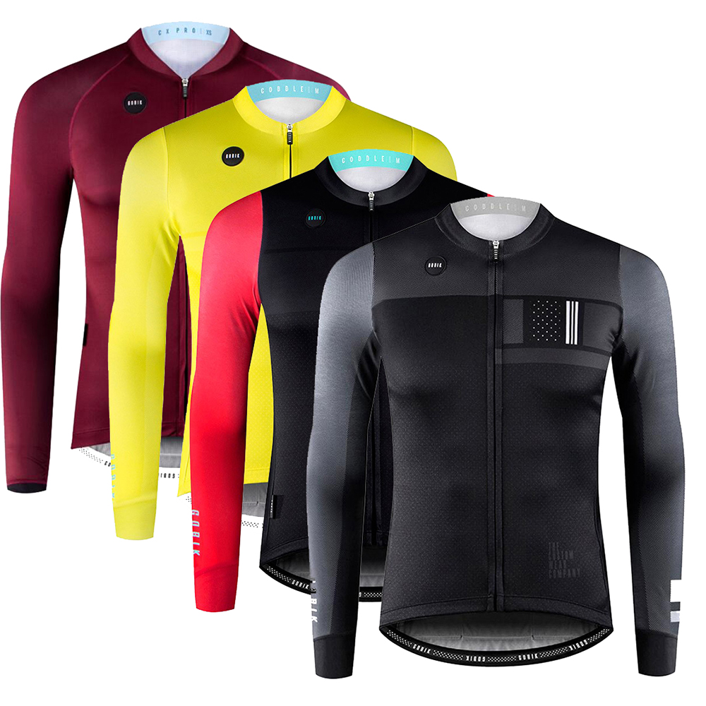 42d0941d2 ... 2018 New Men s Ciclismo Cycling Jersey Long Sleeve Autumn Bicycle MTB  Road Bike Tops Clothing Wear Maillot Ropa Ciclismo. В избранное. gallery  image